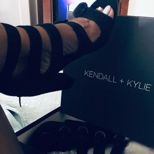 Kendall & Kylie Shoes.
